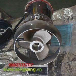Máy khuấy chìm Evergush toàn thân Inox 316